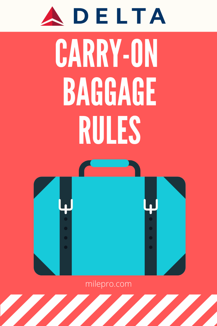 Delta Carry-On