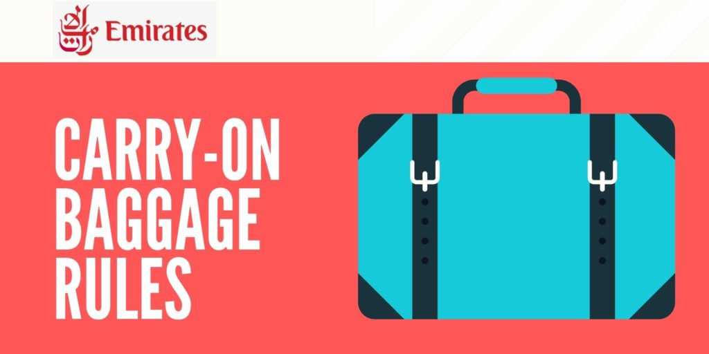 Emirates Carry On Rules