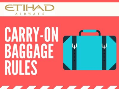 Etihad Airways Carry On Rules: Everything you need to know