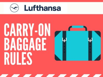 Lufthansa Carry-On Rules: Everything You Need to Know 1
