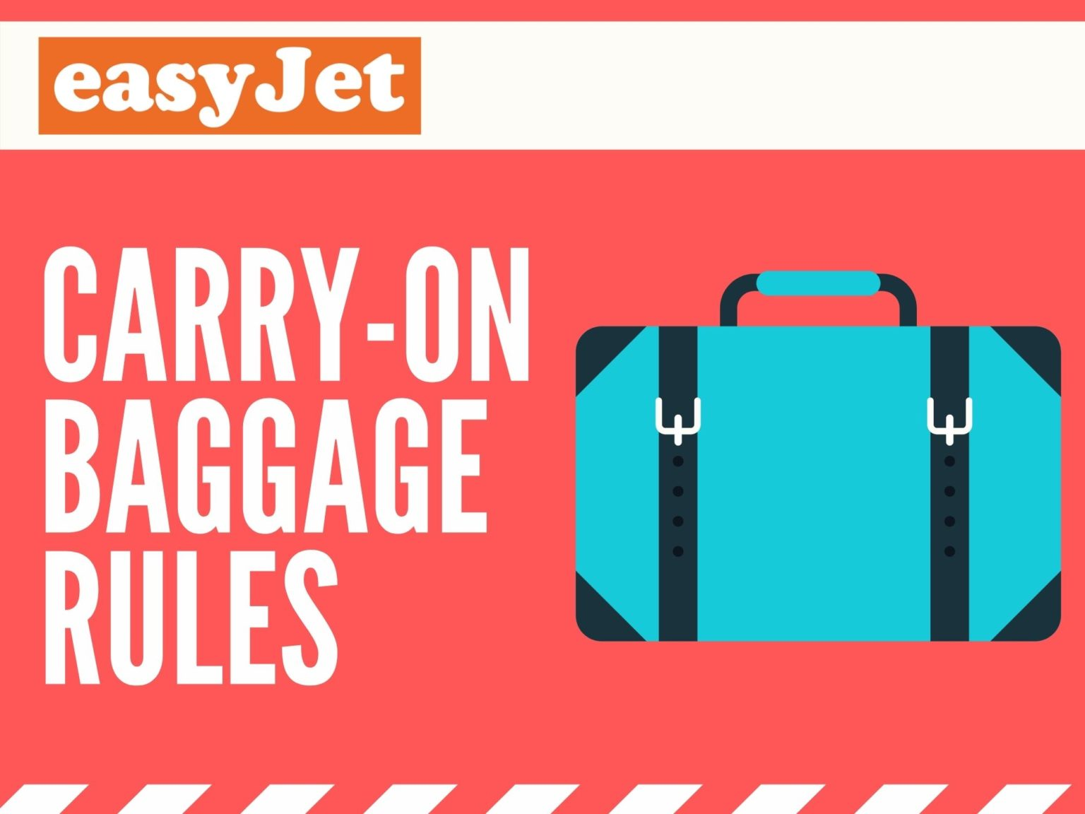 easyJet Carry On Rules: Everything You Need to Know