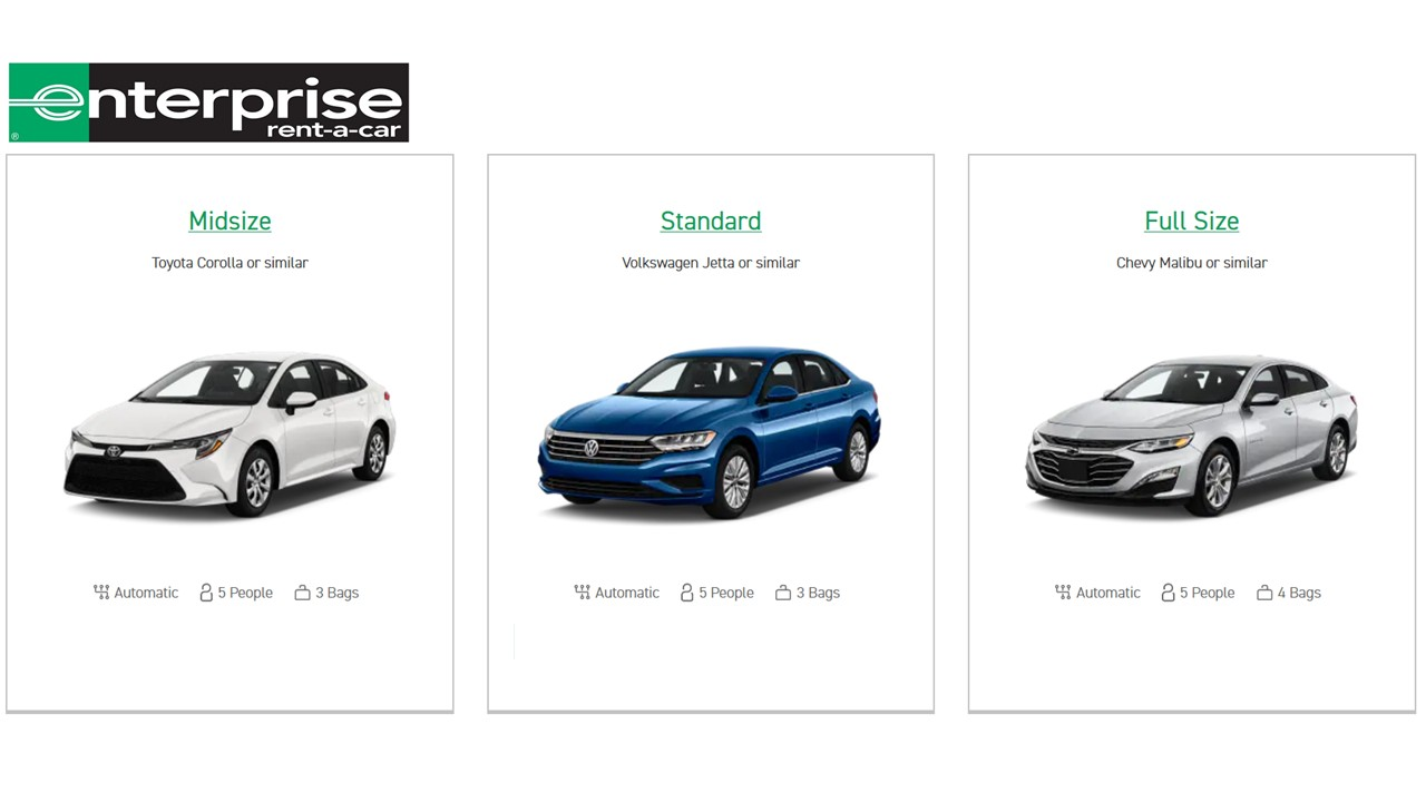 Enterprise Rent A Car Weekend Special Rates What You Need To Know