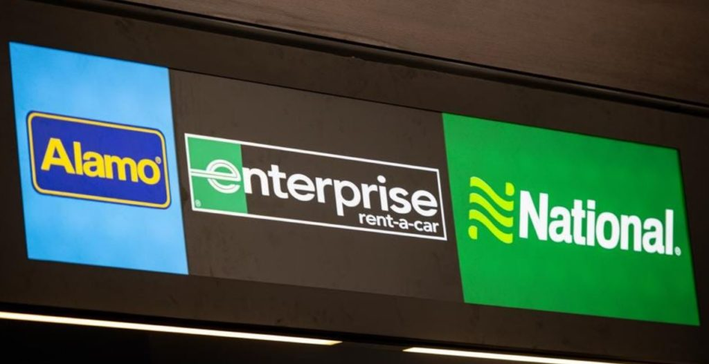 what the difference between alamo national and enterprise